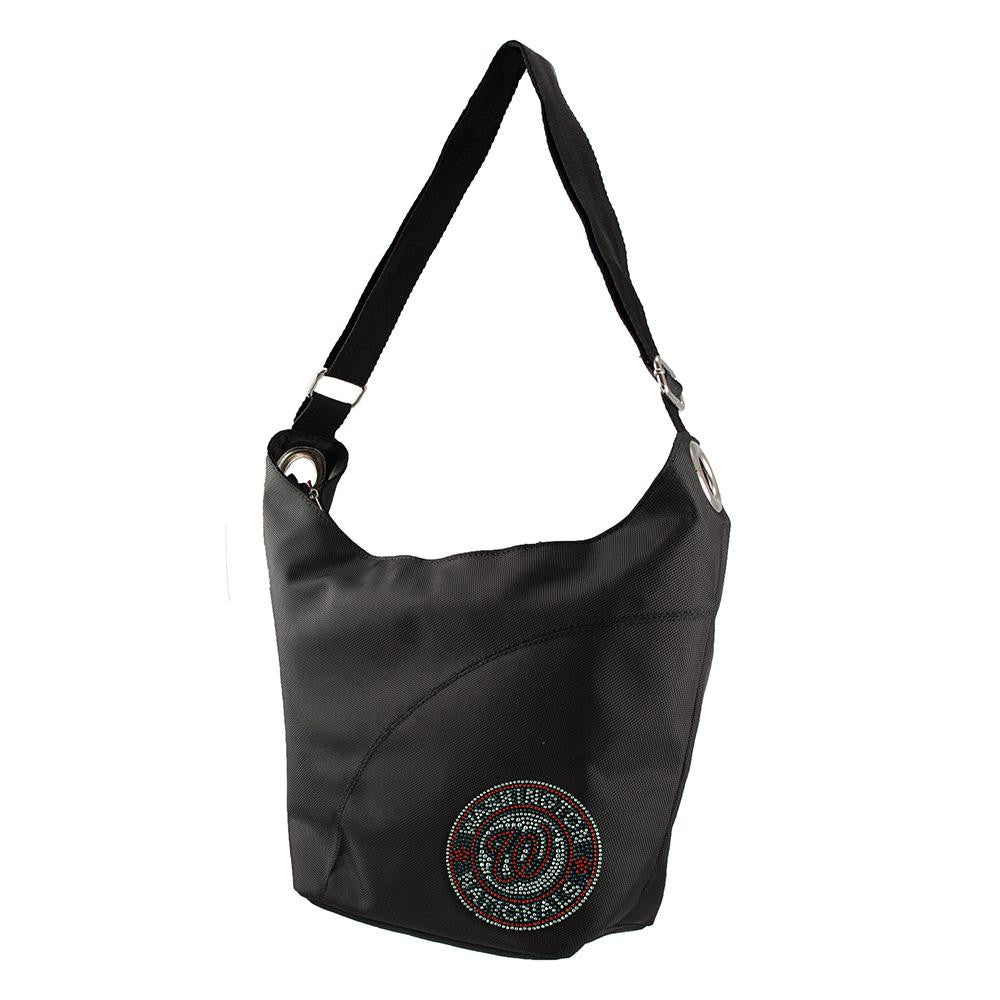 Washington Nationals MLB Sport Noir Sheen Hobo