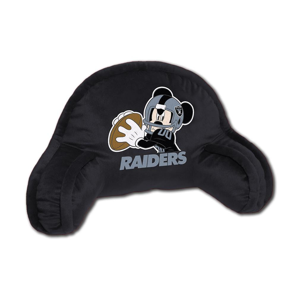 Oakland Raiders NFL Mickey Youth Bed Rest (16in x 10in)