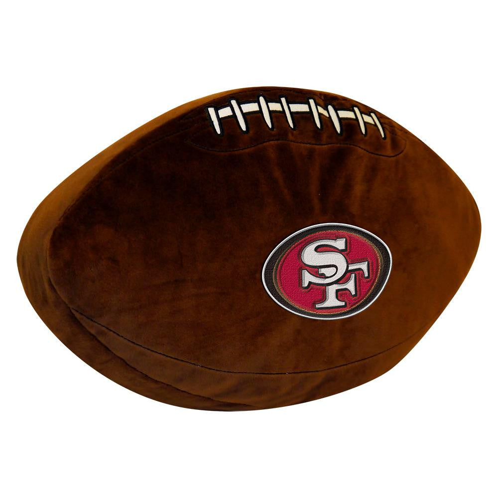 San Francisco 49ers NFL 3D Sports Pillow