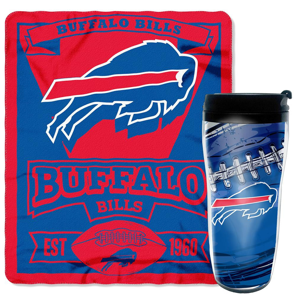 Buffalo Bills NFL Mug 'N Snug Set