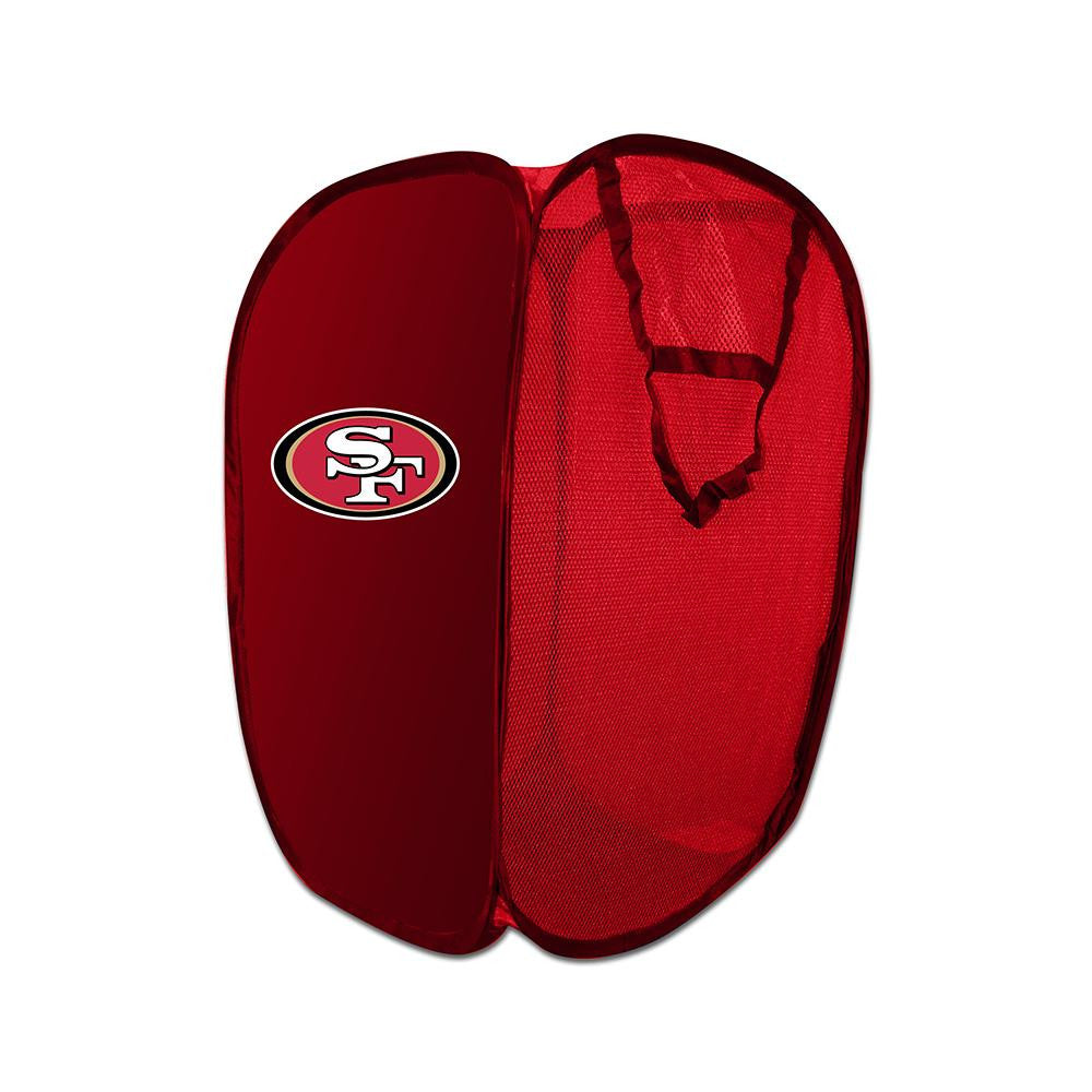 San Francisco 49ers NFL Pop Up Hamper