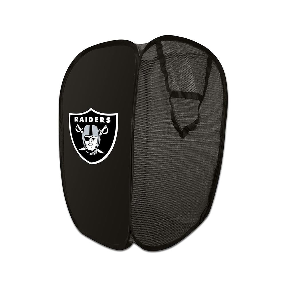 Oakland Raiders NFL Pop Up Hamper