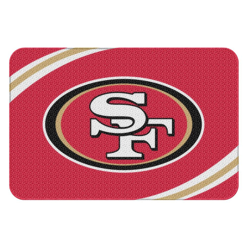 San Francisco 49ers NFL Tufted Rug (30x20)