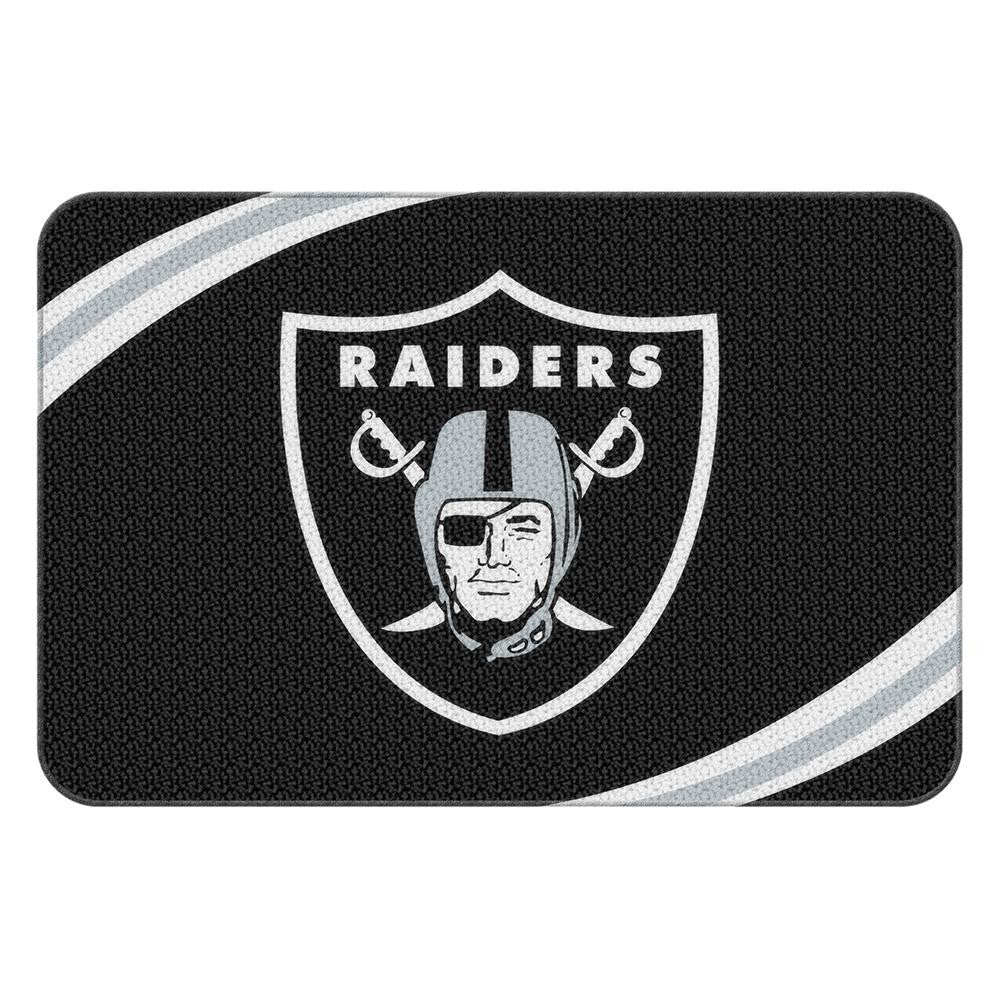 Oakland Raiders NFL Tufted Rug (20x30)