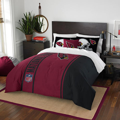 Arizona Cardinals NFL Full Comforter Set (Soft & Cozy) (76 x 86) xyz