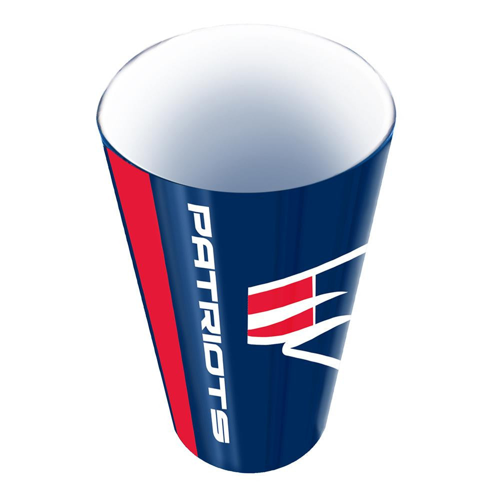 New England Patriots NFL Polymer Bathroom Tumbler