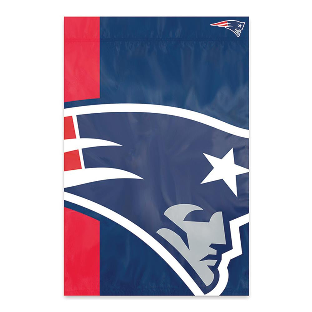 New England Patriots NFL Bold Logo Banners - (2ft' x 3ft)