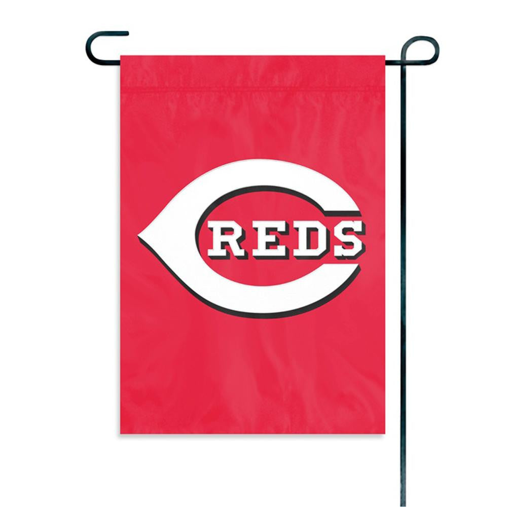 Cincinnati Reds MLB Mini Garden or Window Flag (15x10.5)
