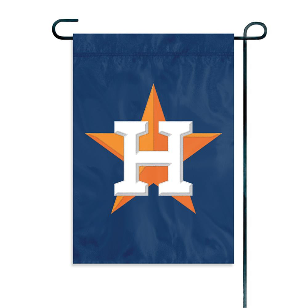 Houston Astros MLB Mini Garden or Window Flag (15x10.5)
