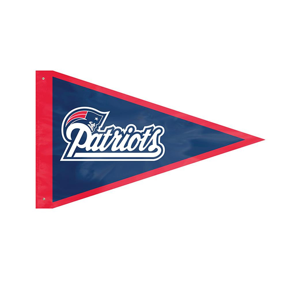 New England Patriots NFL Giant Pennant