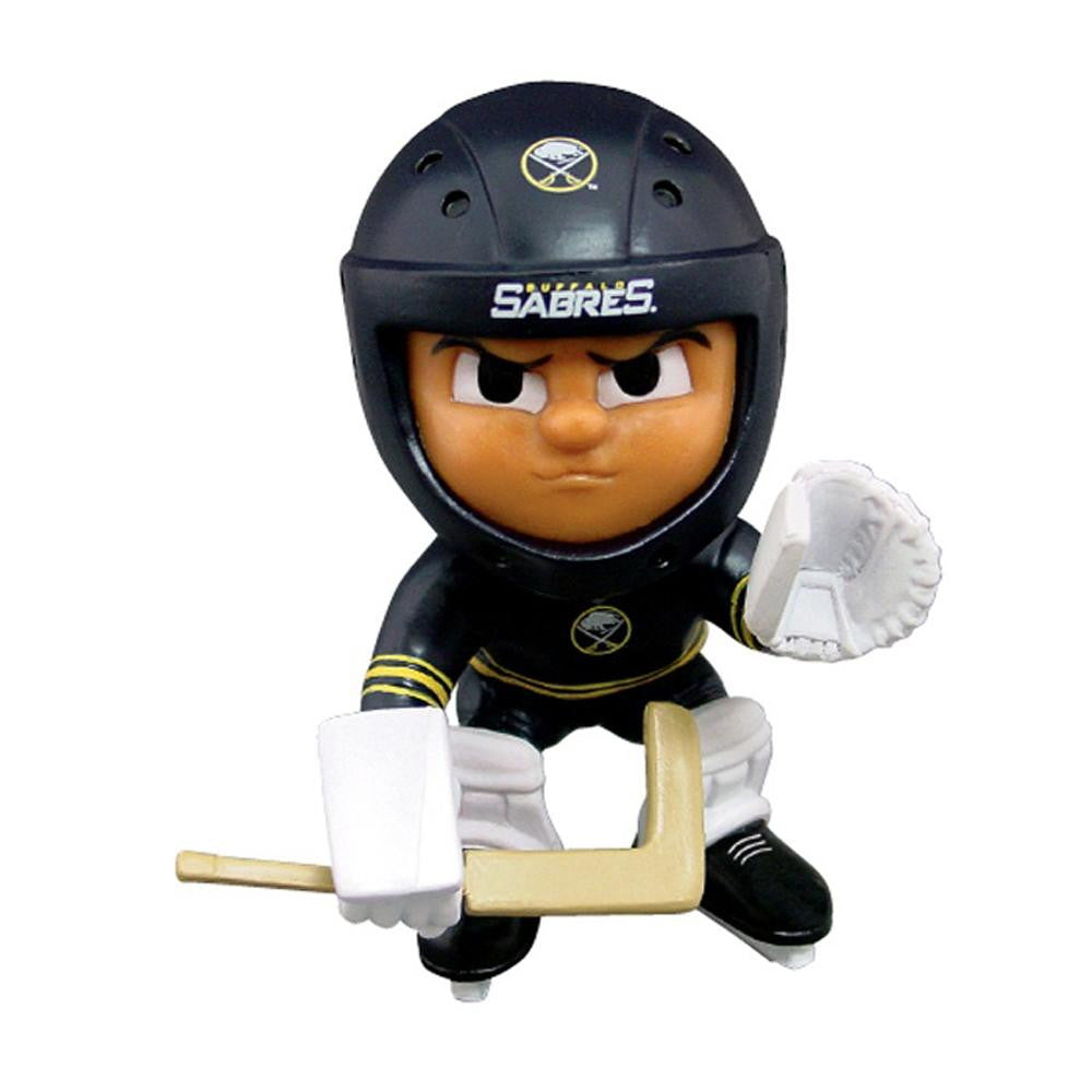 Buffalo Sabres NHL Lil Teammates Vinyl Goalie Sports Figure (2 3/4 Tall)