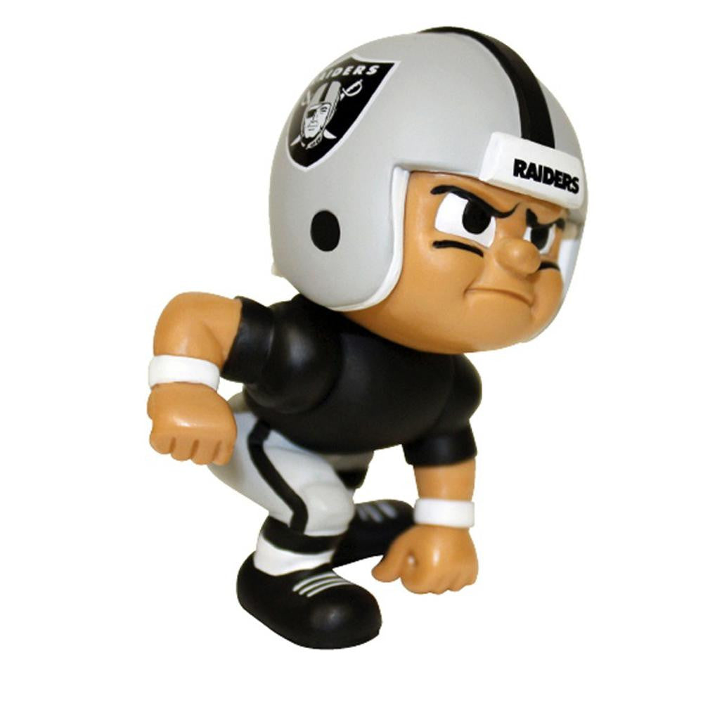 Oakland Raiders NFL Lil Teammates Vinyl Lineman Sports Figure (2 3/4 Tall) (Series 2)