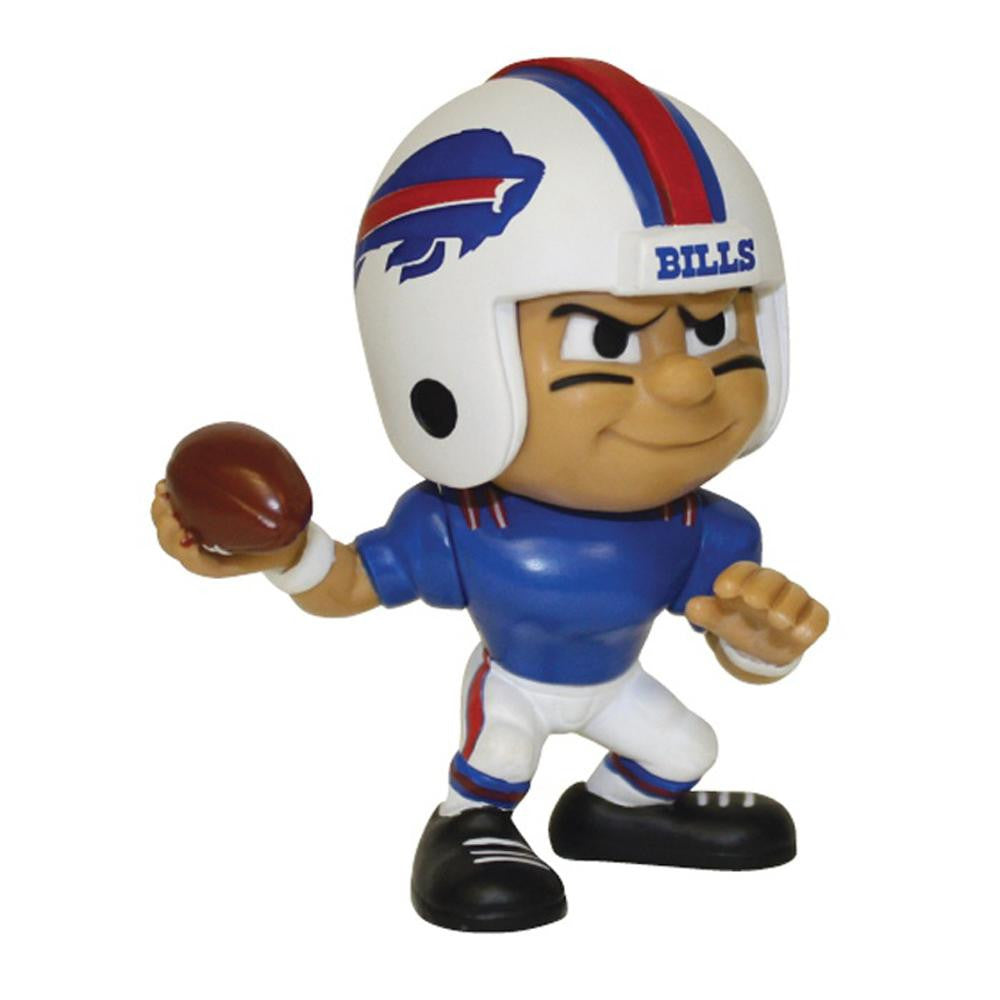 Buffalo Bills NFL Lil Teammates Vinyl Quarterback Sports Figure (2 3/4 Tall) (Series 2)