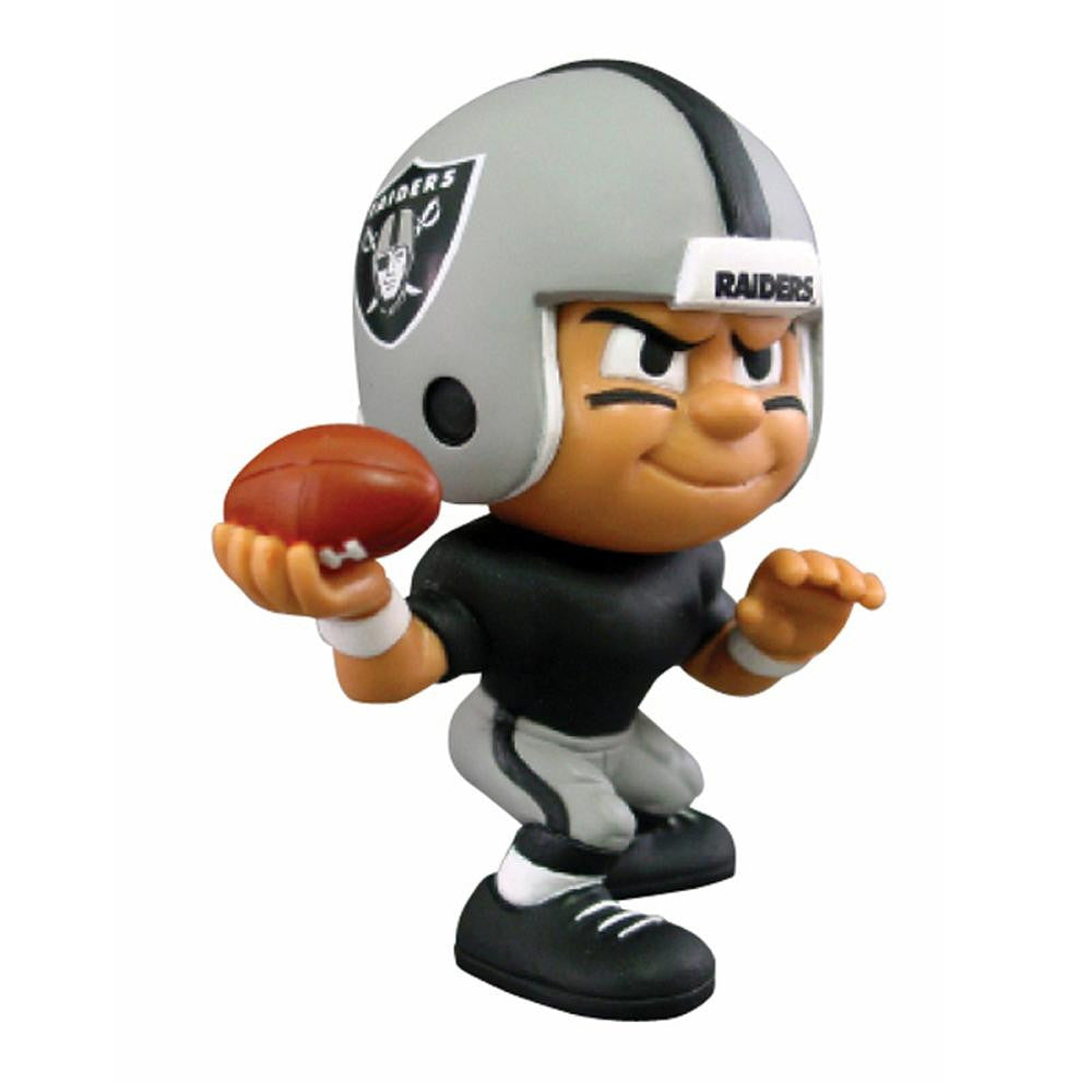 Oakland Raiders NFL Lil Teammates Vinyl Quarterback Sports Figure (2 3/4 Tall) (Series 3)