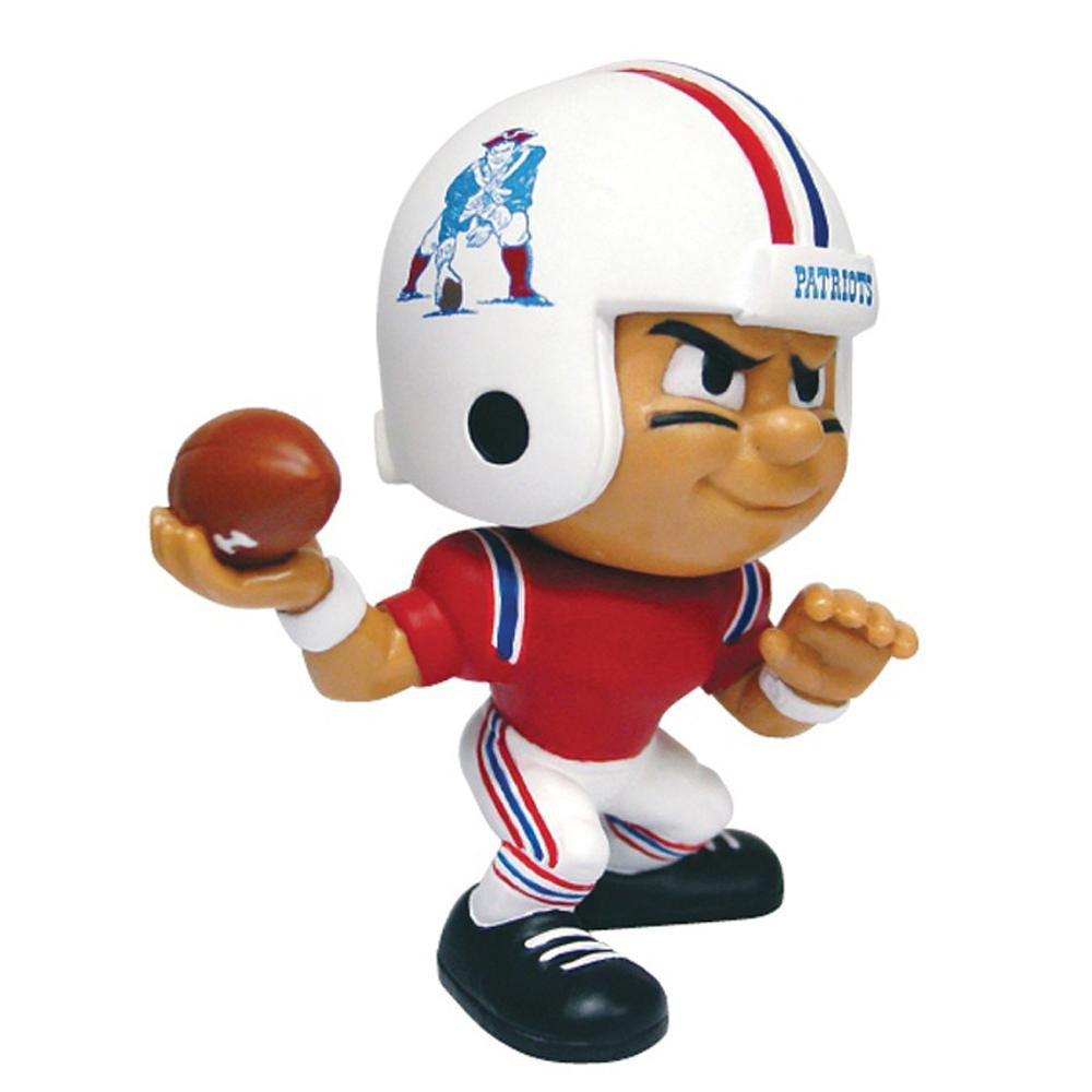New England Patriots NFL Lil Teammates Vinyl Throwback Quarterback Figure (2 3/4 Tall) (Series 2)