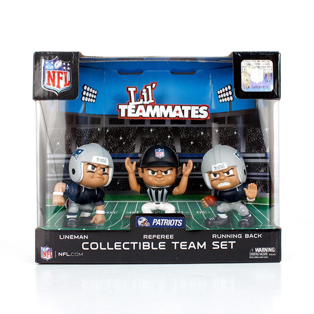 New England Patriots NFL Lil' Teammates NFL Team Sets