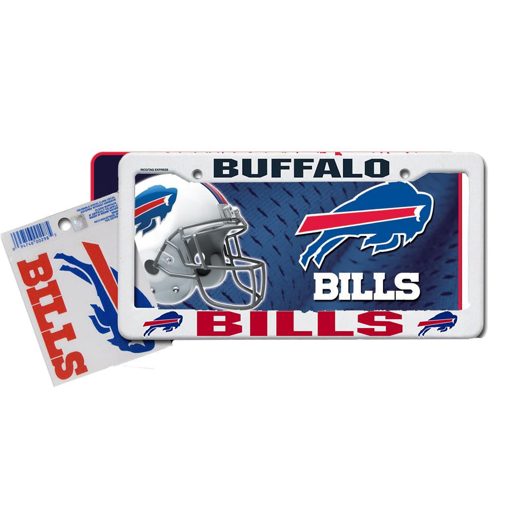 Buffalo Bills NFL 3 Piece Auto Value Pack