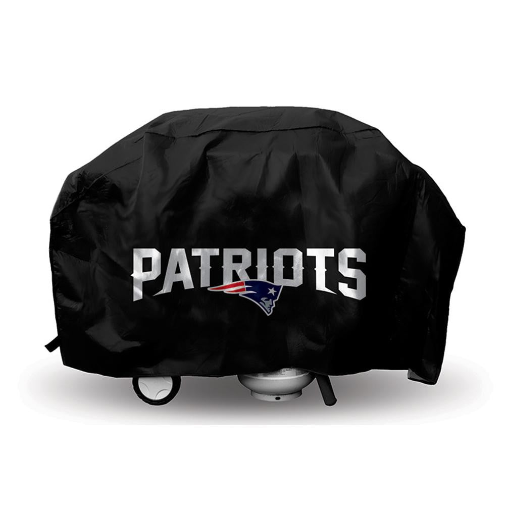 New England Patriots NFL Deluxe Barbeque Grill Cover