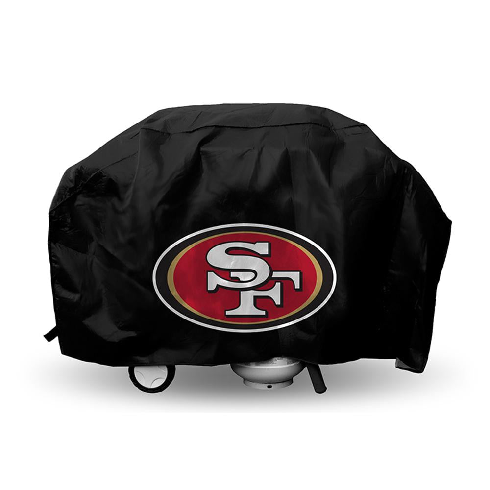 San Francisco 49ers NFL Economy Barbeque Grill Cover