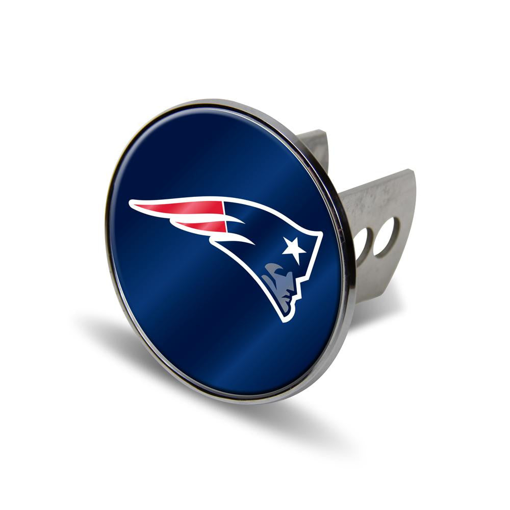 New England Patriots NFL Laser Cut Hitch Cover