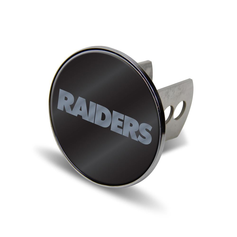 Oakland Raiders NFL Laser Cut Hitch Cover