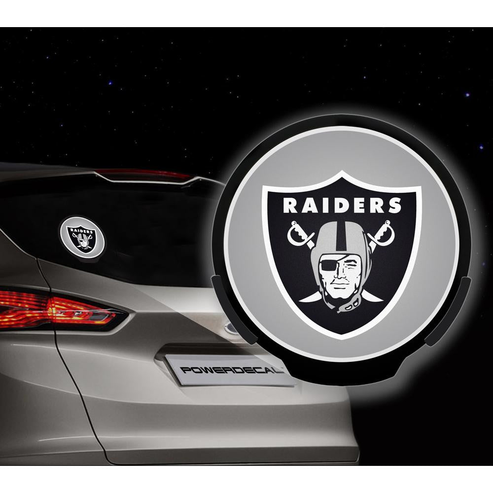 Oakland Raiders NFL Power Decal