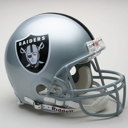 Oakland Raiders Full Size Authentic ProLine NFL Helmet