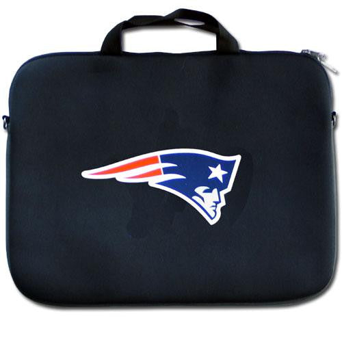 New England Patriots NFL Neoprene Laptop Case