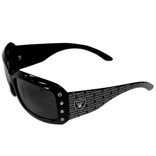 Oakland Raiders NFL Womens Designer Sunglasses Sunglasses