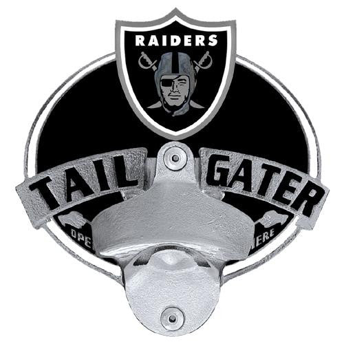 Oakland Raiders NFL Tailgater Hitch Cover