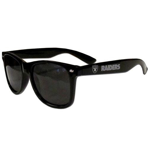Oakland Raiders NFL Beachfarers Sunglasses
