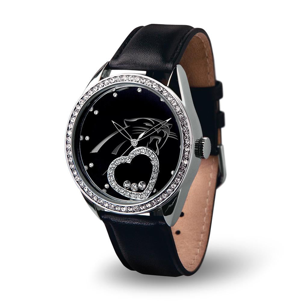 Carolina Panthers NFL Beat Series Women's Watch