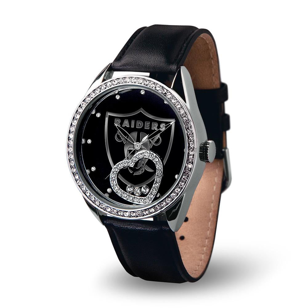 Oakland Raiders NFL Beat Series Women's Watch xyz