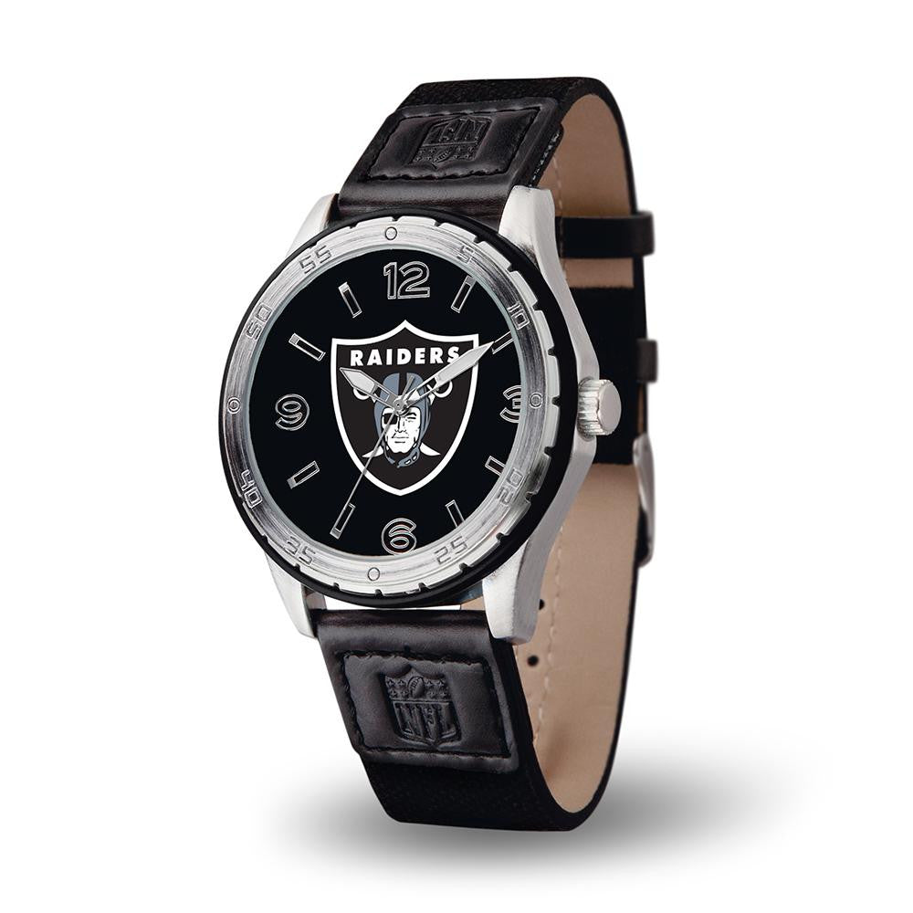 Oakland Raiders NFL Player Series Men's Watch