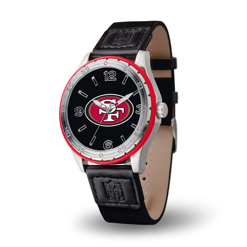 San Francisco 49ers NFL Player Series Men's Watch