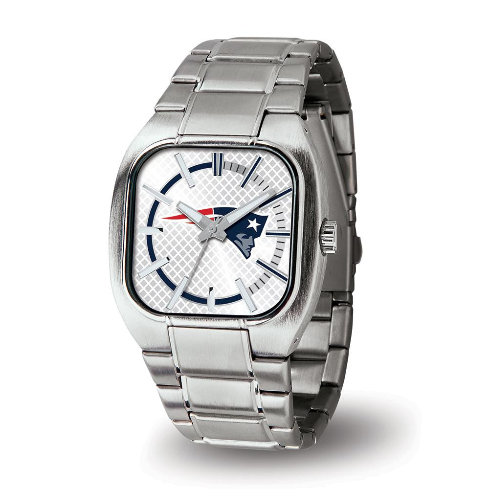 New England Patriots NFL Turbo Series Men's Watch