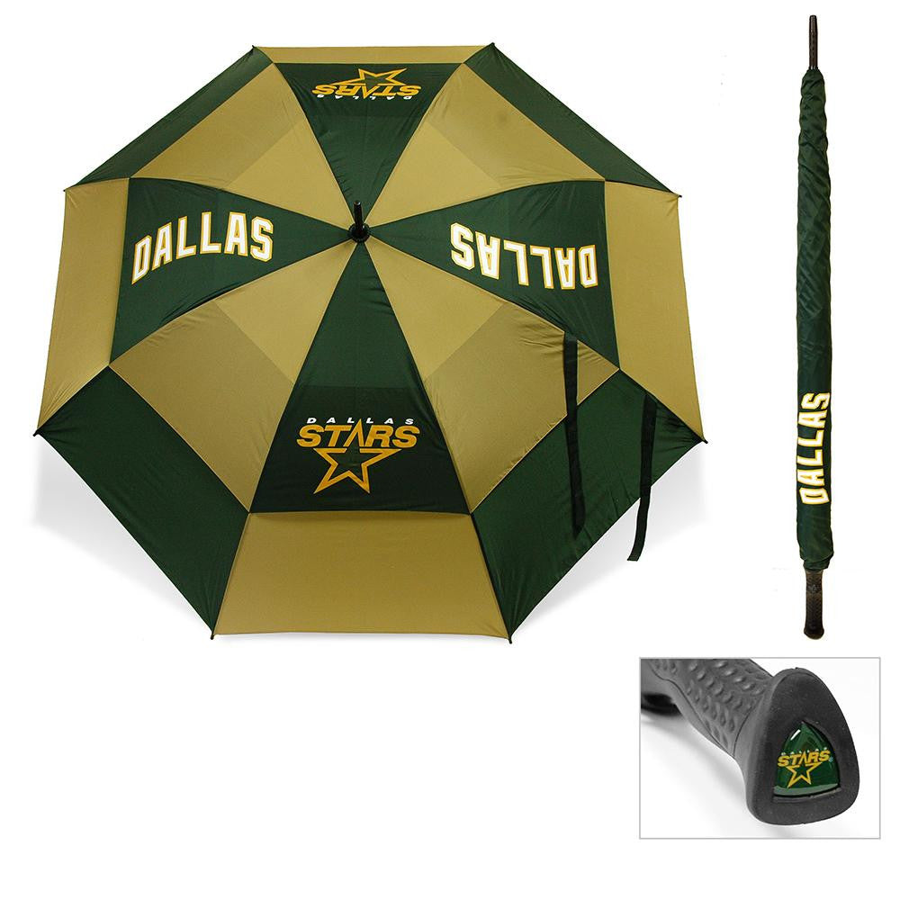 Dallas Stars NHL 62 inch Double Canopy Umbrella