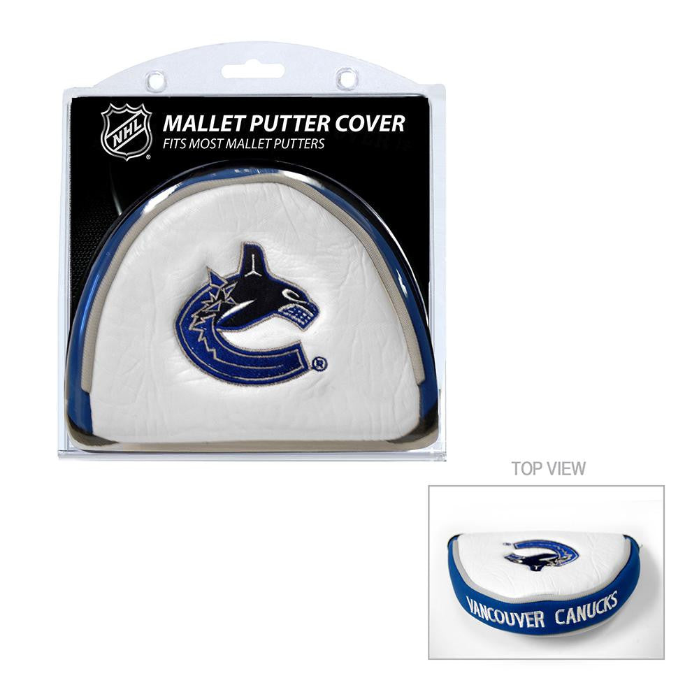 Vancouver Canucks NHL Putter Cover - Mallet