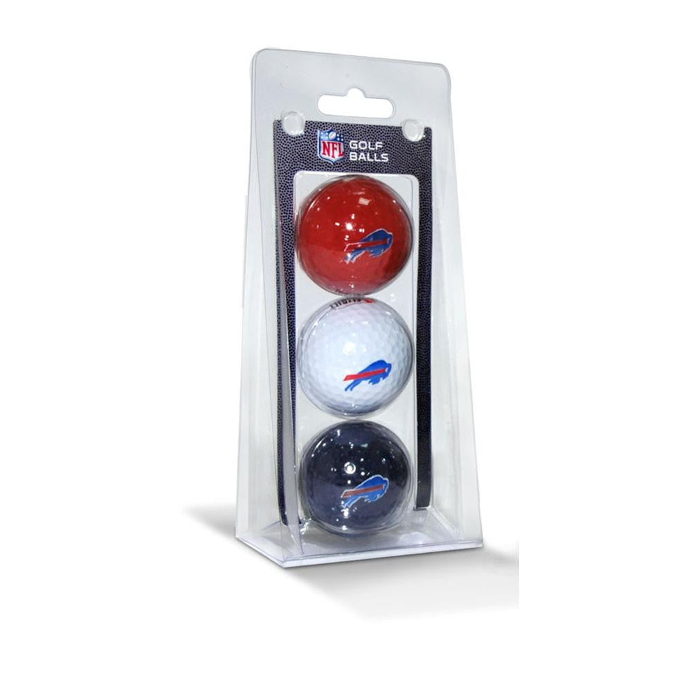 Buffalo Bills NFL 3 Ball Pack