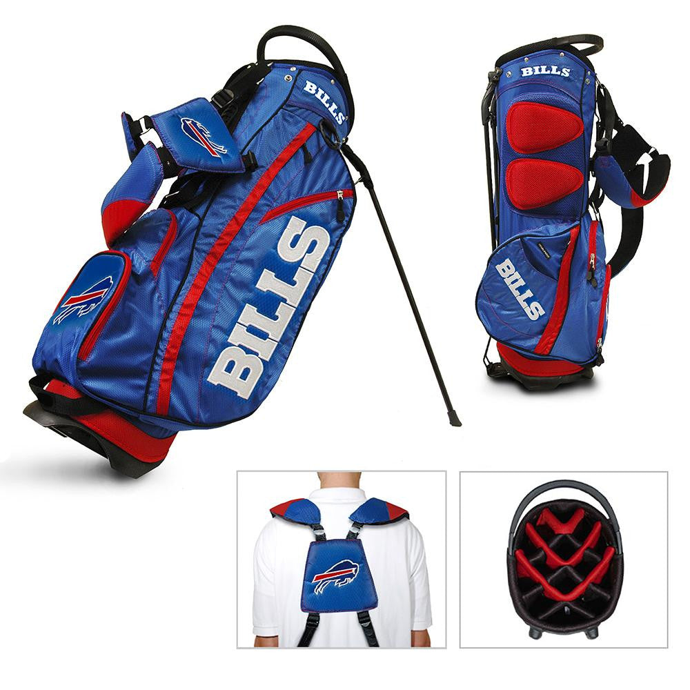 Buffalo Bills NFL Stand Bag - 14 way Fairway