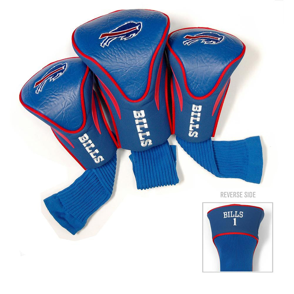 Buffalo Bills NFL 3 Pack Contour Fit Headcover