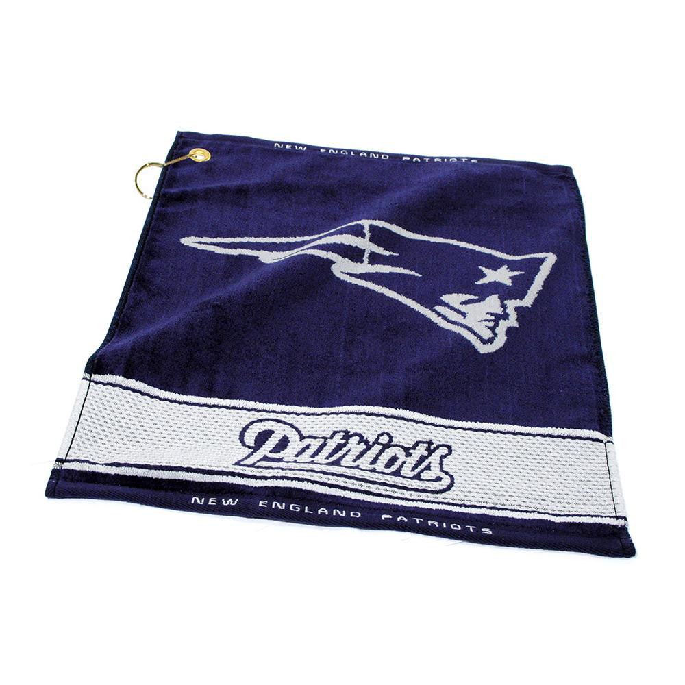 New England Patriots NFL Woven Golf Towel