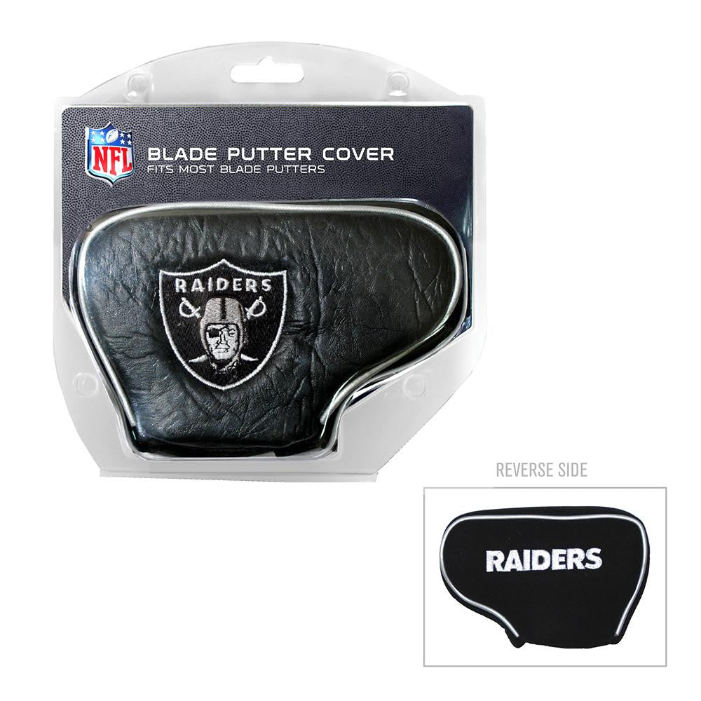 Oakland Raiders NFL Putter Cover - Blade