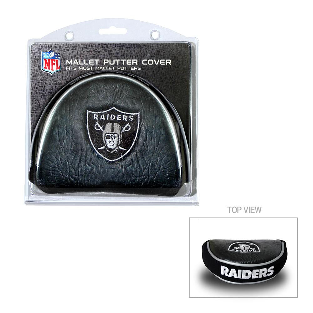 Oakland Raiders NFL Putter Cover - Mallet