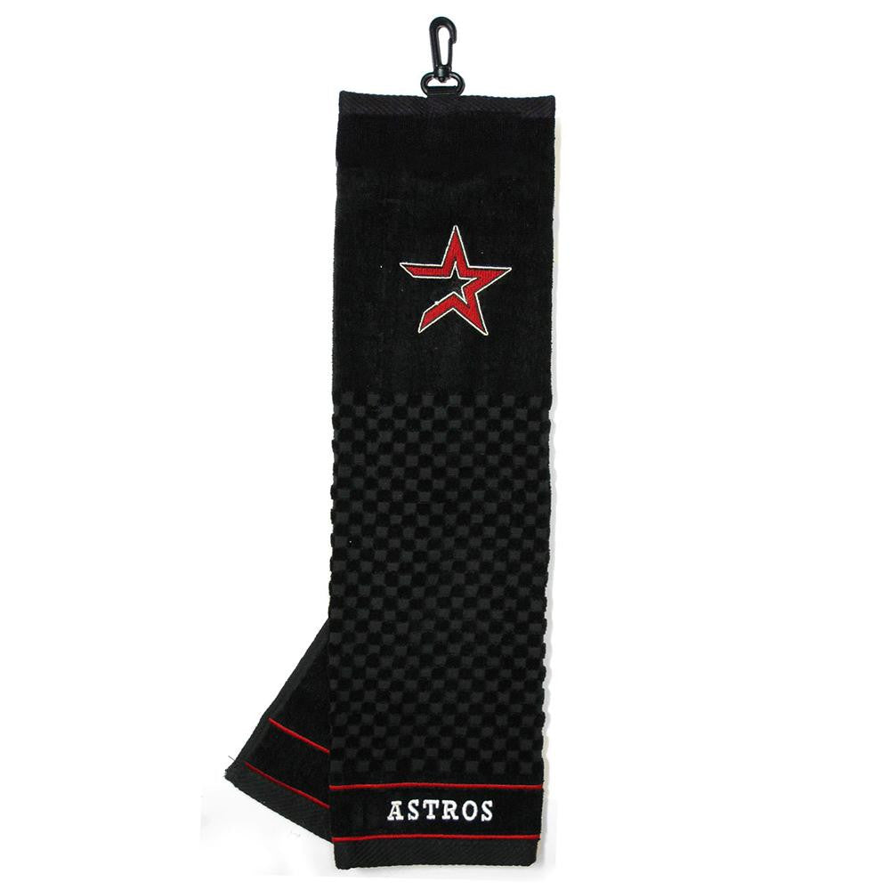 Houston Astros MLB Embroidered Towel