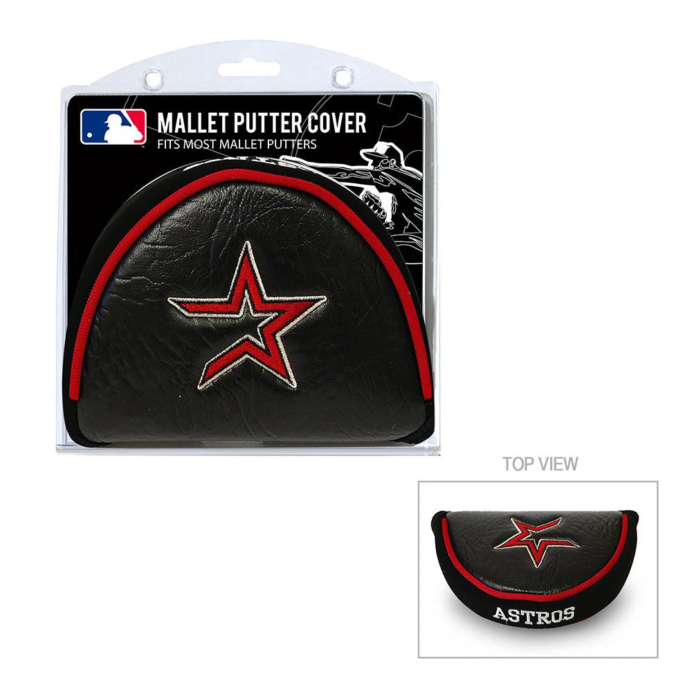 Houston Astros MLB Mallet Putter Cover
