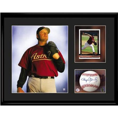 Houston Astros MLB Roger Clemens- Limited Edition Toon Collectible With Facsimile Signature.