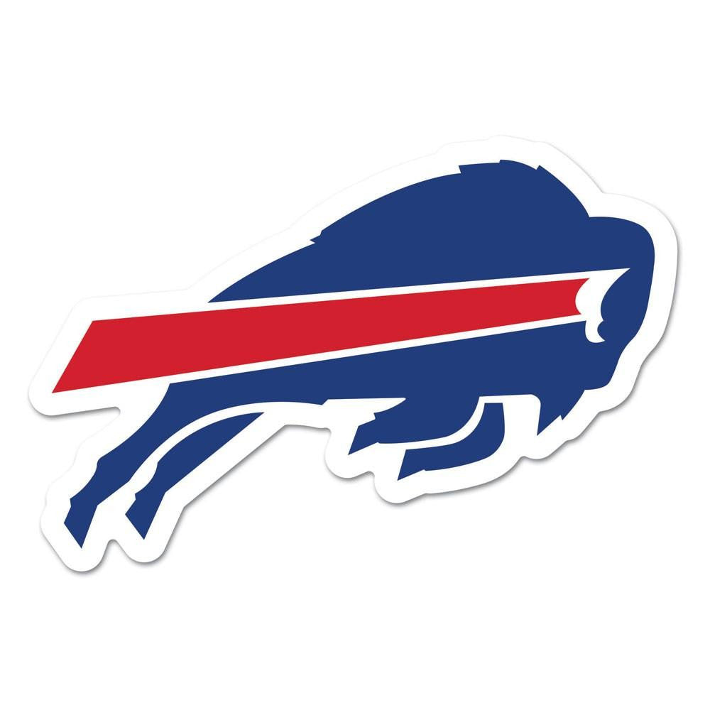 Buffalo Bills NFL Automotive Grille Logo on the GOGO