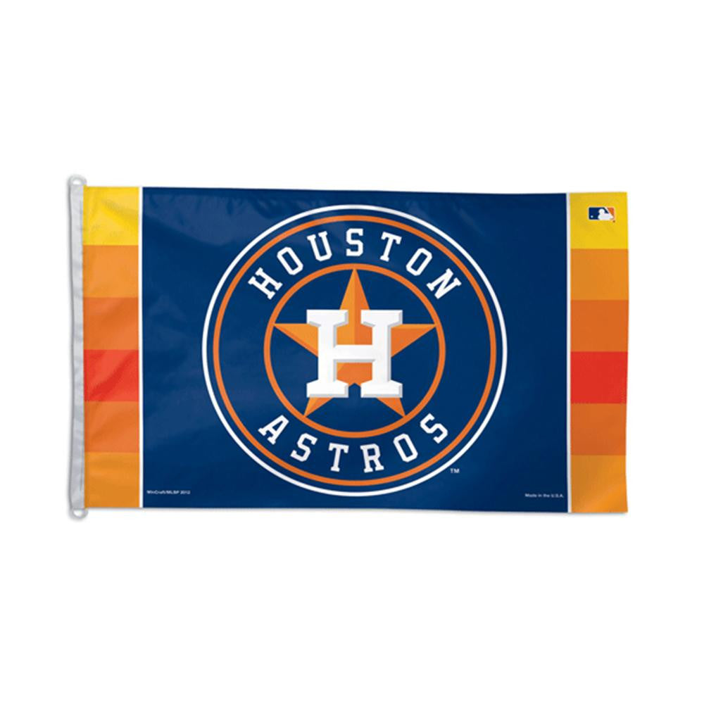 Houston Astros MLB 3x5 Banner Flag (36 x 60)