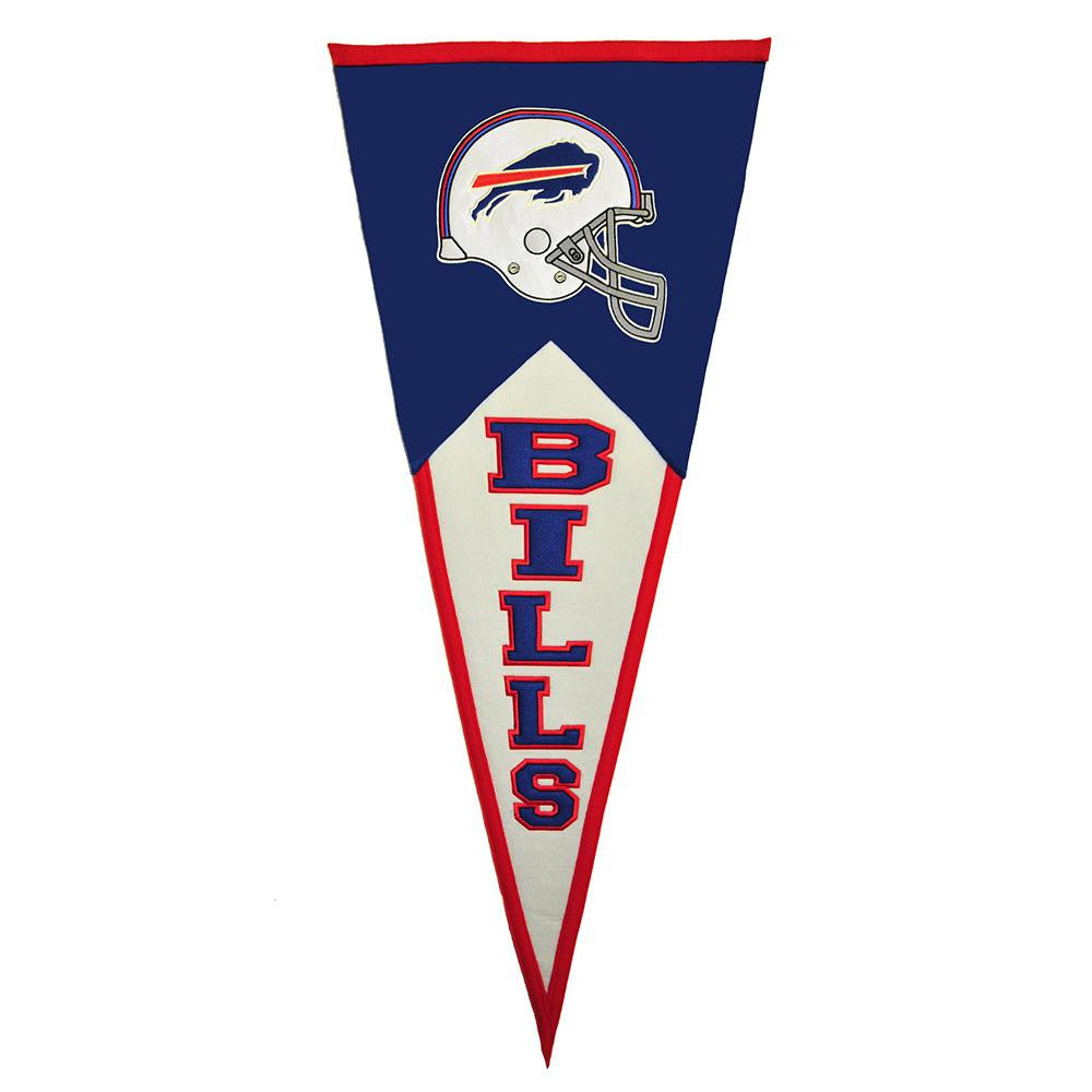 Buffalo Bills NFL Classic Pennant (17.5x40.5)